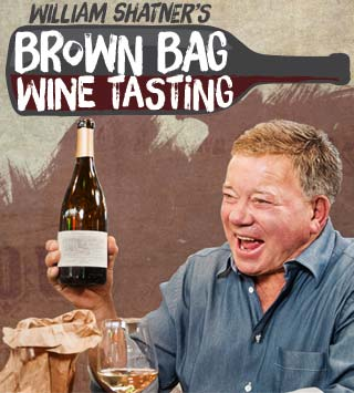 Brown Bag Wine Tasting. Only on Ora.TV