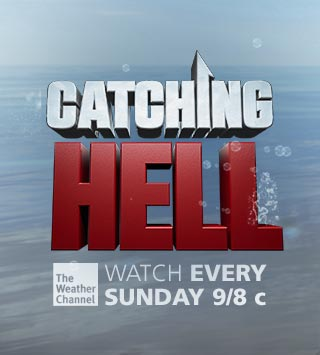 Catching Hell. Only on Ora.TV
