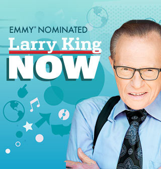 Larry King Now. Only on Ora.TV