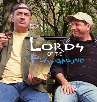 Lords of the Playground. Only on Ora.TV