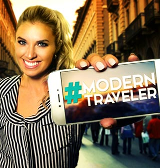 Modern Traveler. Only on Ora.TV