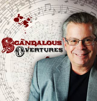 Robert Greenberg's Scandalous Overtures. Only on Ora.TV