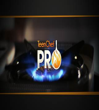 TeenChef Pro. Only on Ora.TV