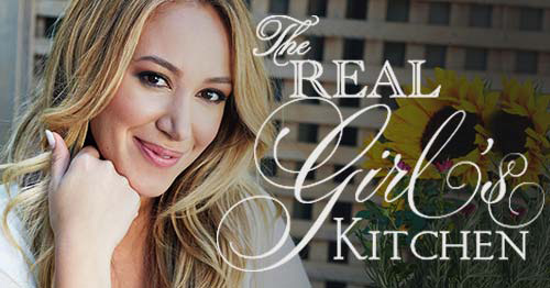 haylie duffs real girls kitchen oratv - Real Girls Kitchen